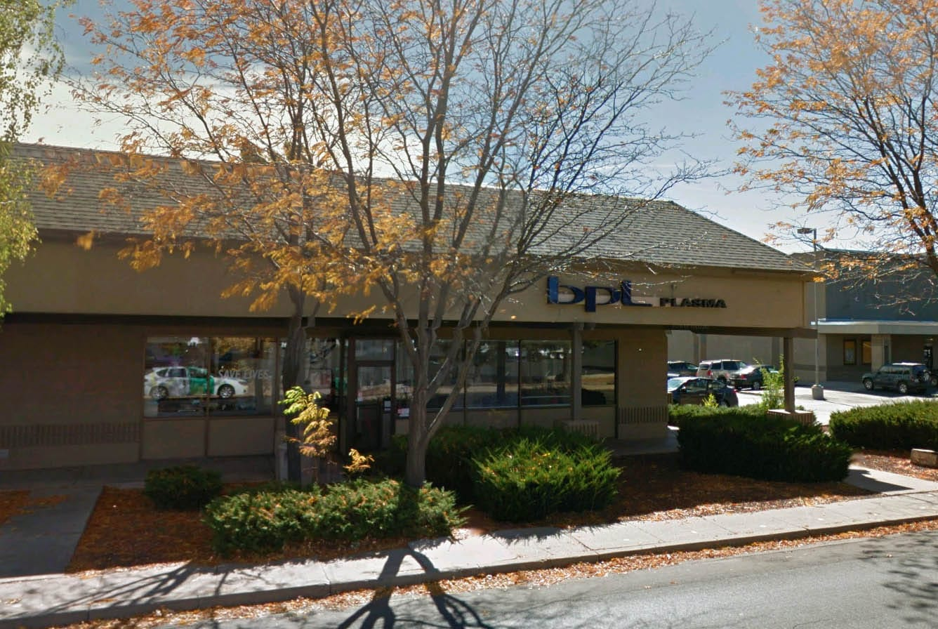 Flagstaff Plasma Donation Center - Flagstaff, AZ 86001 | BPL
