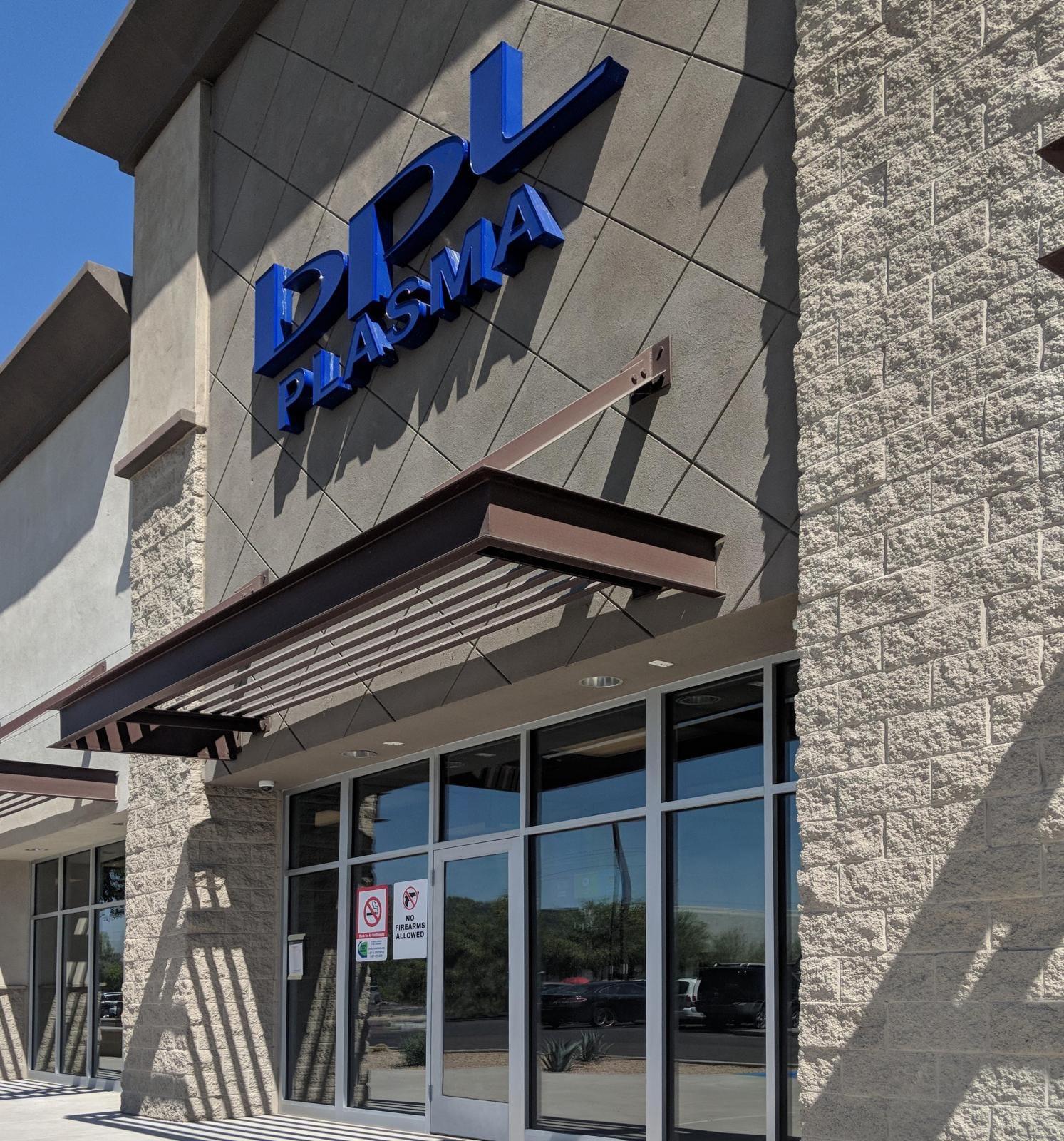 Goodyear Plasma Donation Center - Goodyear, AZ 85338 | BPL