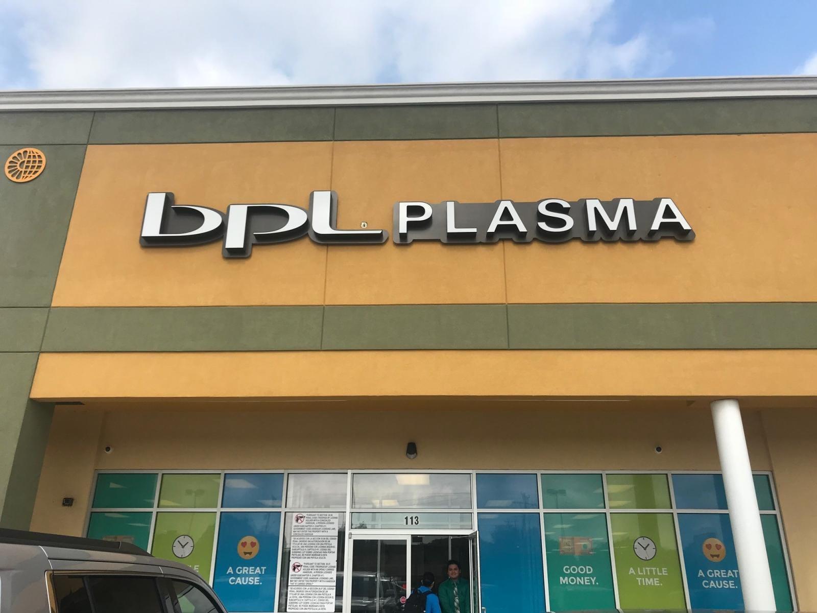 San Antonio Plasma Donation Center | BPL Plasma San Antonio, TX