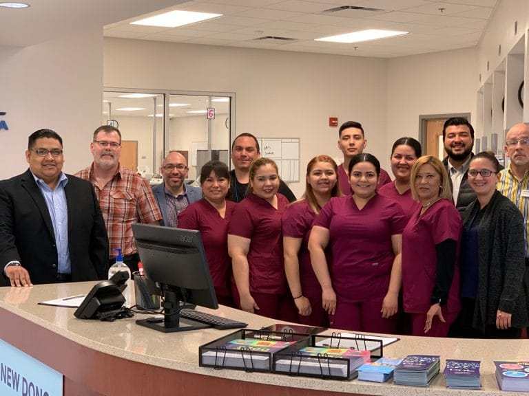 The BPL Plasma Laredo staff is ready and looks forward to serving our local Laredo area donor community.