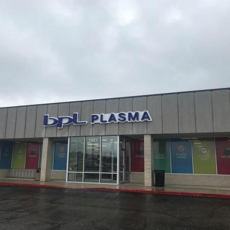 BPL Plasma in Texarkana accepts plasma donations!