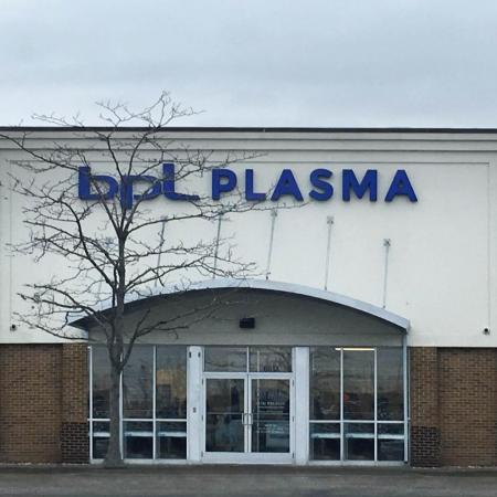 BPL Plasma in Cleveland OH.