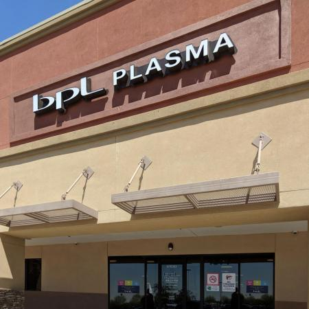BPL Plasma Casa Grande, AZ serves the donor community!