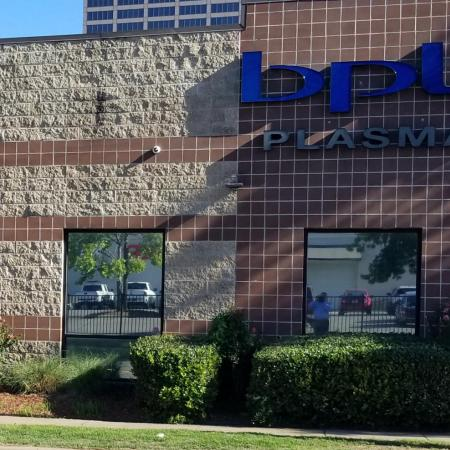 BPL Plasma donation bank in Little Rock, AK